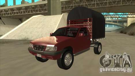 Chevrolet Luv 2.500 diesel для GTA San Andreas