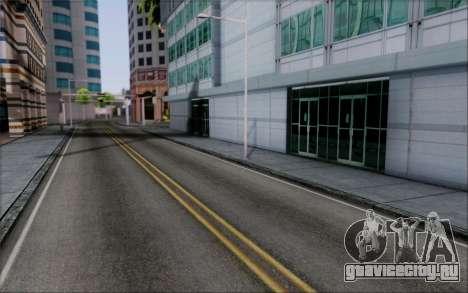 RoSA Project v1.2 Los-Santos для GTA San Andreas второй скриншот