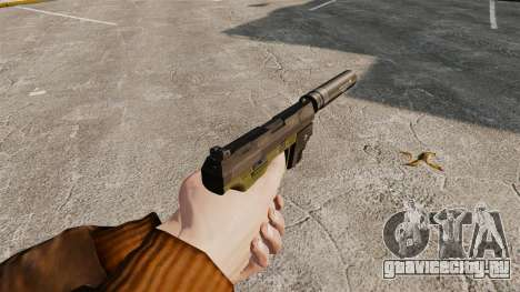 Самозарядный пистолет Walther P99 v3 для GTA 4