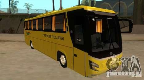 Yanson Legacy - CERES TOURS 55003 для GTA San Andreas вид слева