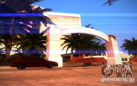 ENBS V3 для GTA San Andreas восьмой скриншот