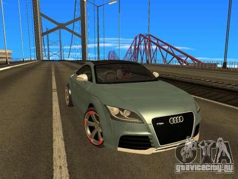 Audi TT RS Plus 2013 для GTA San Andreas