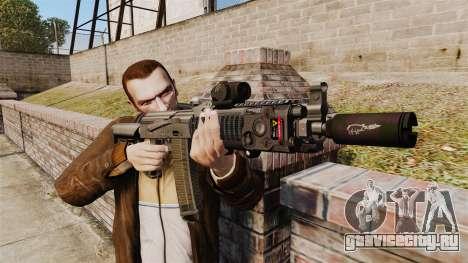 Автомат MM118 AK для GTA 4 третий скриншот