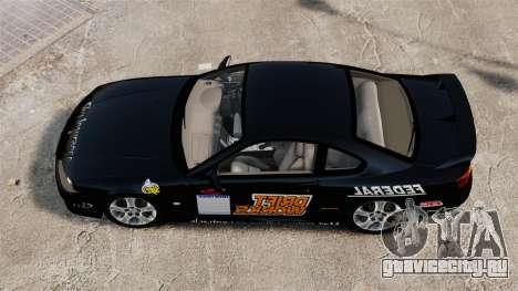 Nissan Silvia S15 v4 для GTA 4 вид справа