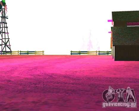 NarcomaniX Colormode для GTA San Andreas второй скриншот