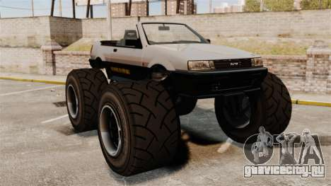 Futo Monster Truck для GTA 4