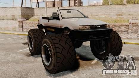 Futo Monster Truck для GTA 4