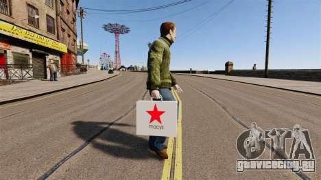 Пакет Macys для GTA 4