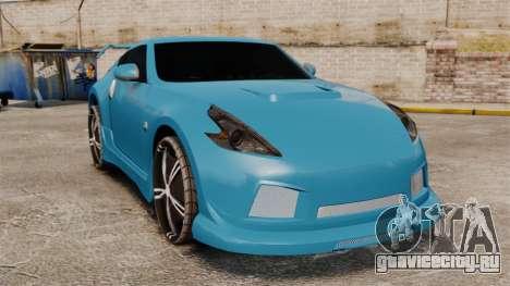 Nissan 370Z Tuning для GTA 4