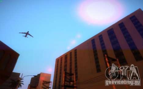 ENBS V3 для GTA San Andreas шестой скриншот