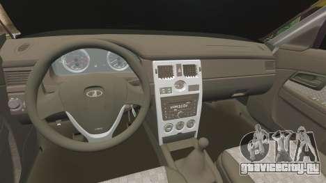 ВАЗ-2170 Приора для GTA 4