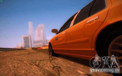 ENBS V3 для GTA San Andreas третий скриншот