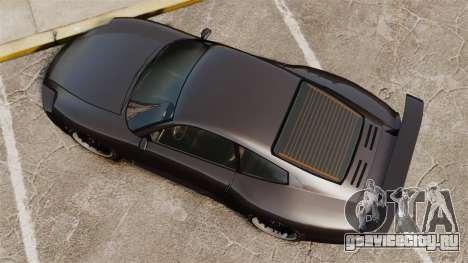 Comet GTR для GTA 4 вид справа
