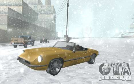 Snow San Andreas 2011 HQ - SA:MP 1.1 для GTA San Andreas девятый скриншот