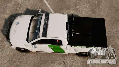 Ford F-150 v3.3 Border Patrol [ELS & EPM] v2 для GTA 4 вид справа