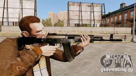 Автомат Калашникова AK-12 для GTA 4