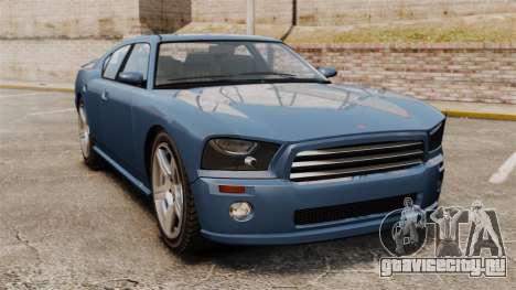 Civilian Buffalo v1.3 для GTA 4