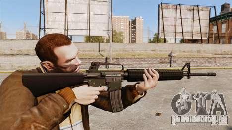M16 A2 для GTA 4