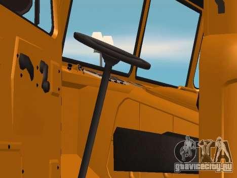 ГАЗ 66 Самосвал для GTA San Andreas вид справа