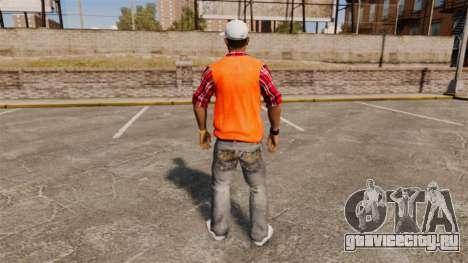 Новая одежда для Pathos для GTA 4 второй скриншот
