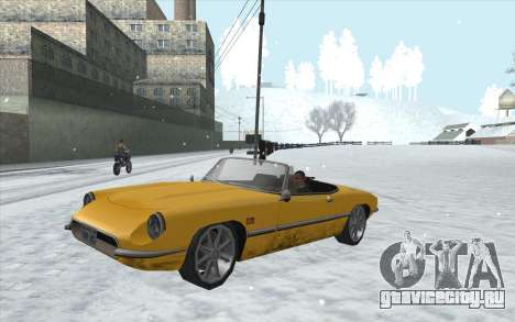 Snow San Andreas 2011 HQ - SA:MP 1.1 для GTA San Andreas седьмой скриншот