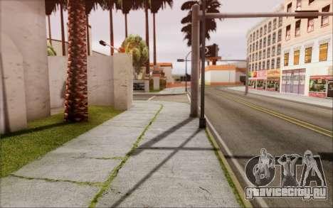 RoSA Project v1.2 Los-Santos для GTA San Andreas шестой скриншот