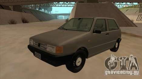 Fiat Uno 1995 для GTA San Andreas