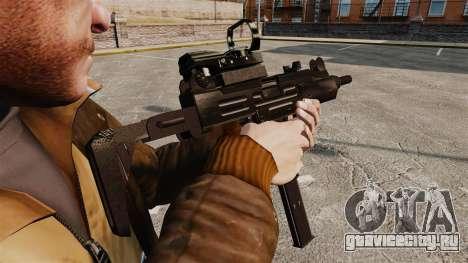 Тактическая узи v4 для GTA 4 второй скриншот