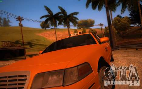 ENBS V3 для GTA San Andreas второй скриншот