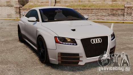 Audi S5 EmreAKIN Edition для GTA 4