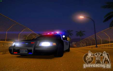 ENBS V3 для GTA San Andreas десятый скриншот