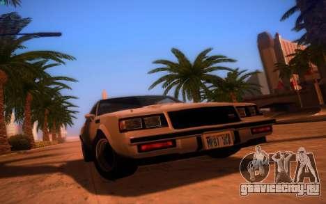 ENBS V3 для GTA San Andreas четвёртый скриншот