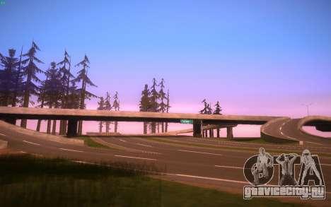 ENBS V3 для GTA San Andreas девятый скриншот
