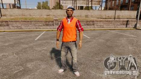 Новая одежда для Pathos для GTA 4