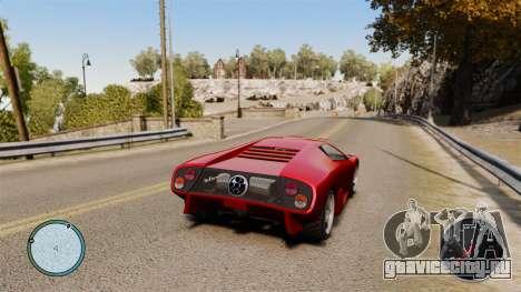 Спидометр AdamiX v6 для GTA 4 второй скриншот