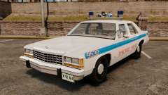 Ford LTD Crown Victoria 1987 [ELS] для GTA 4