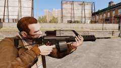 Штурмовая винтовка H&K MG36 v1
