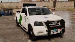 Ford F-150 v3.3 Border Patrol [ELS & EPM] v1 для GTA 4