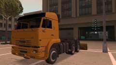 КамАЗ 260 Turbo