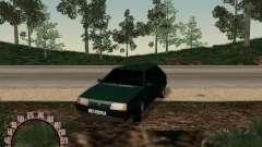 ВАЗ 2109 седан для GTA San Andreas