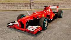 Ferrari F138 2013 v1 для GTA 4