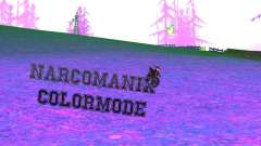 NarcomaniX Colormode для GTA San Andreas