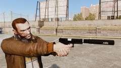 Самозарядный пистолет Glock 17 v1