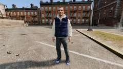 Новая одежда для Hossan для GTA 4