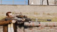 Снайперская винтовка Halo Reach SRS 99