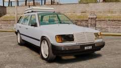 Mercedes-Benz W124 Wagon (S124)