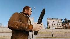 Тактический нож v1 для GTA 4