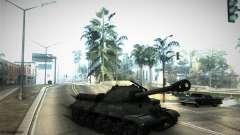 ИС 3 для GTA San Andreas