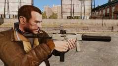 Тактический пистолет-пулемёт MP9 v3