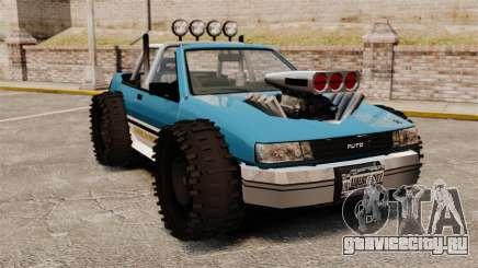 Jeep Futo Final для GTA 4